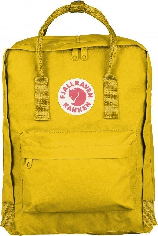 FJALLRAVEN - KANKEN Classic (141 / Warm Yellow - สีเหลือง)