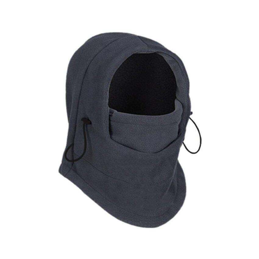 Fleece Thermal Sports Motorcycle Bike Balaclava Ski Face Mask Hood Hat Warmer (Intl)