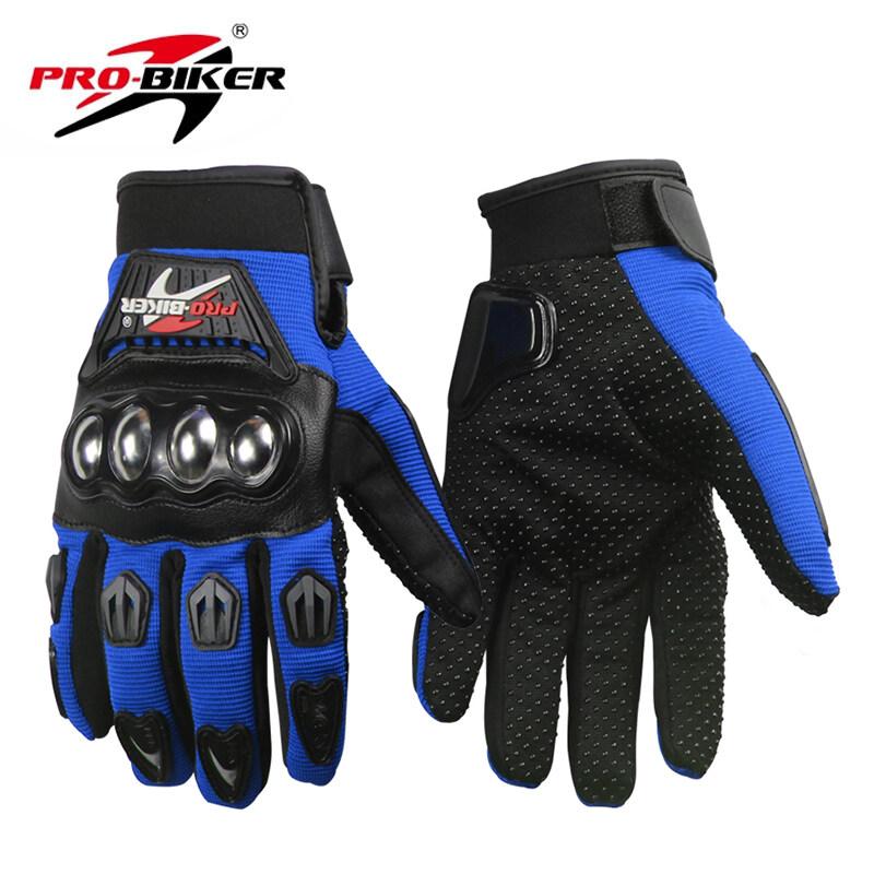 Gants moto Riding Gloves Breathabe Non-slip Motocross Off-Road Dirt Bike Racing Full / Shorts Finger Gloves - Intl