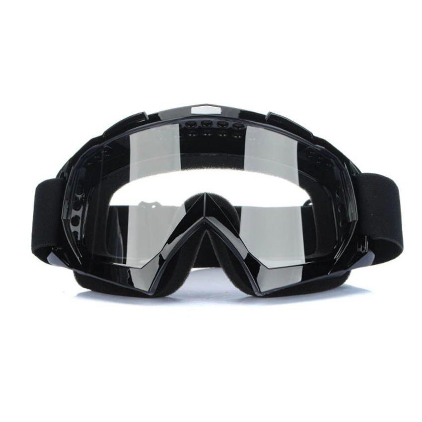 HETU Motorcycle Bike ATV Motocross UV Protection Ski Snowboard Off-road Goggles - intl