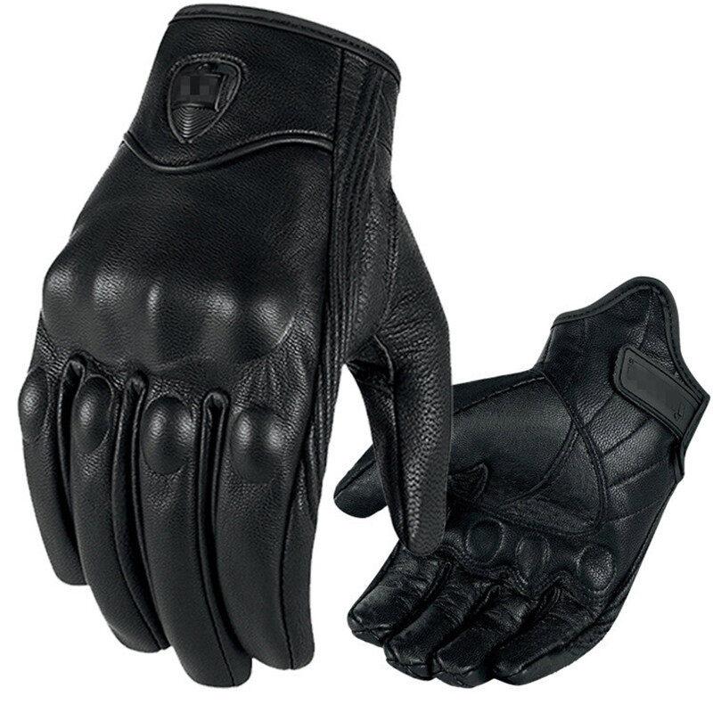 ถุงมือหนังแท้ icon Gloves size XL