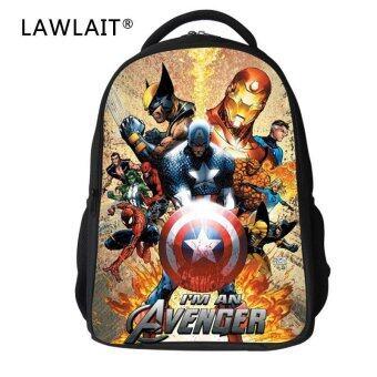 Iron Man Primary Burden Backpack - intl