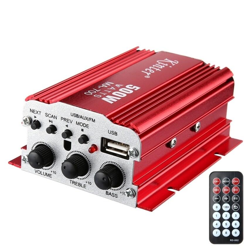 ขาย Kinter MA700 FM IR Control FM MP3 USB HiFi Stereo Power Digital Amplifier