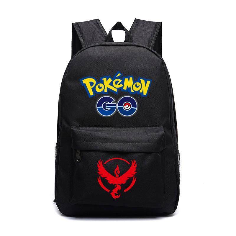 Kisnow High Quality Pokemon Go Animation Game Sport Backpacks(Color:As Main Pic) - intl ...