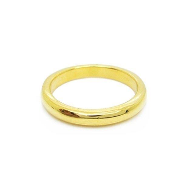 Koratique แหวนเกลี้ยง ทองคำ 96.5% 0.8 กรัม