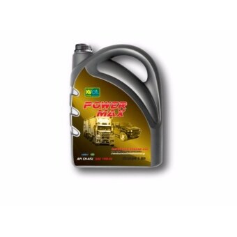 KV OIL POWER MAX MULTIGRADE API CH-4/SJ SAE 15W-40 (6 + 1 ลิตร)