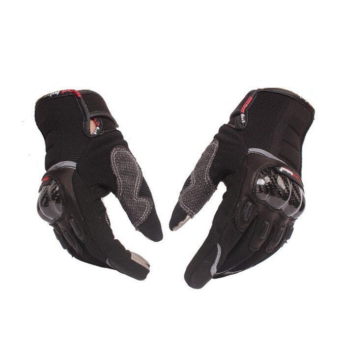 Mad Bike MAD-03 Motorcycle Gloves - Black
