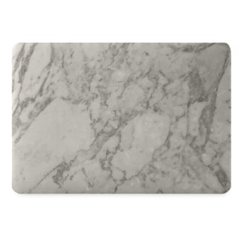 Marble Pattern Protective Cover Shell for MacBook Pro 13 inch (195171801)