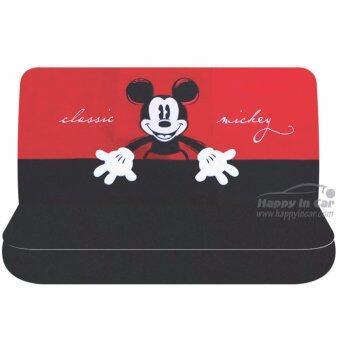 Mickey Mouse ที่หุ้มเบาะหลังรถกระบะ / รถ 5 ประตู (เบาะหลังพับได้) Classic Mickey