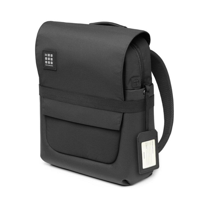 """Moleskine ID Backpack fits laptops up to 15"""" and tablets - intl"""