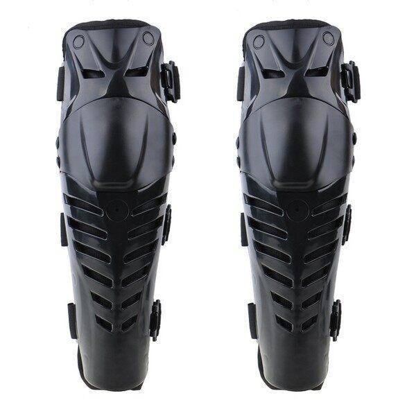 Motorcycle Racing Knee Pads Black (EXPORT)