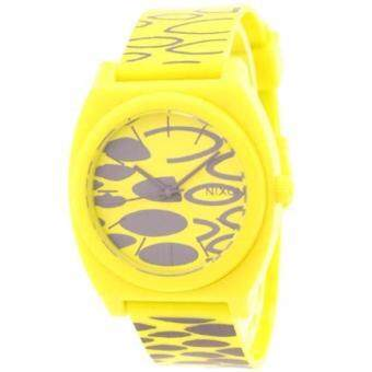 Nixon นาฬิกาข้อมือ รุ่น A119-590 - Yellow/Grey