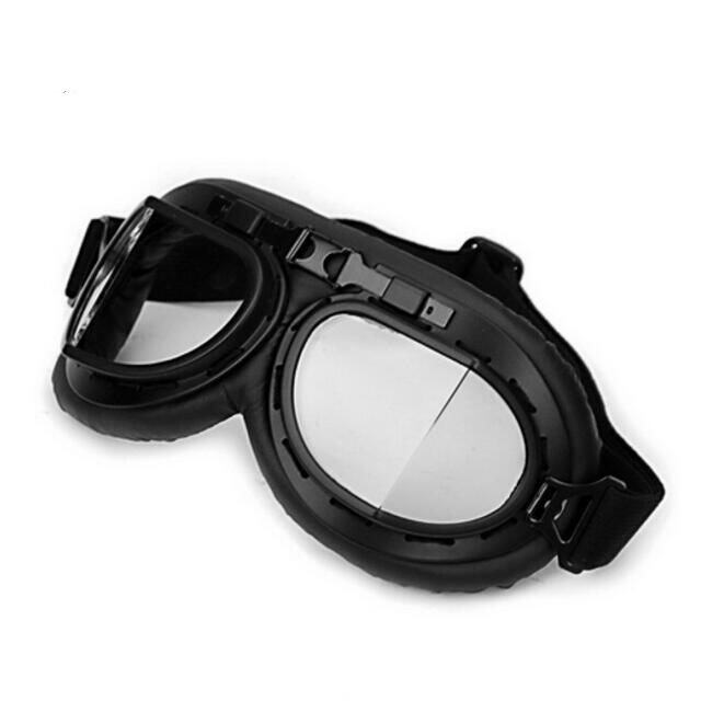 Outdoor Sport Cool Motocross ATV Bike Off Road Racing Goggles Motorcycle glasses Eyewear Protection - Int'l - intl