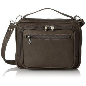 Piel Leather MultiUse Tablet CarryAll - Intl