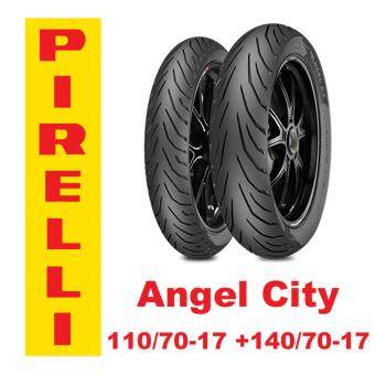 Pirelli Angel City 110/70-17 + 140/70-17