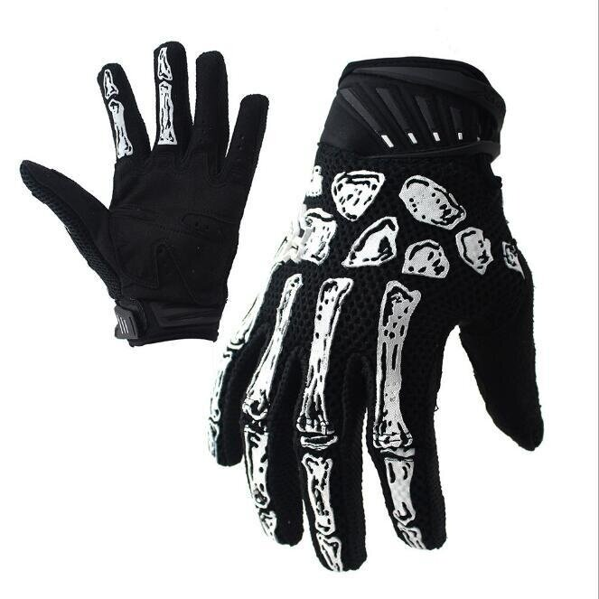 QQ Motorcycle gloves protection Black - intl