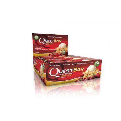 aaa Quest Bar Apple Pie 1 Box Sbobet