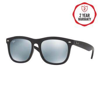Ray-Ban แว่นกันแดด รุ่น - RB4260D - Black (601/55) Size 57 Blue Flash