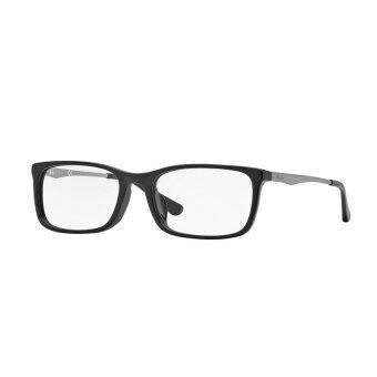 Ray-Ban แว่นสายตา รุ่น - RX5312D - Shiny Black (2000) Size 54 Demo Lens