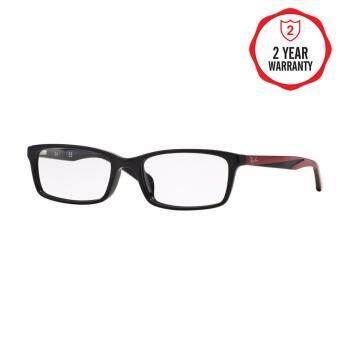 Ray-Ban แว่นสายตา รุ่น - RX5335D - Black (5528) Size 54 Demo Lens
