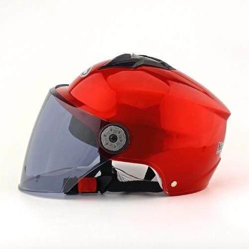 Red Motorbike Summer Helmet - intl