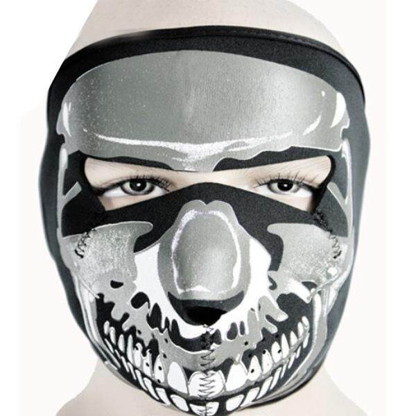 Seal Skull Mask Wind and Dust Protection Mouth Guard CS Face Mask - intl