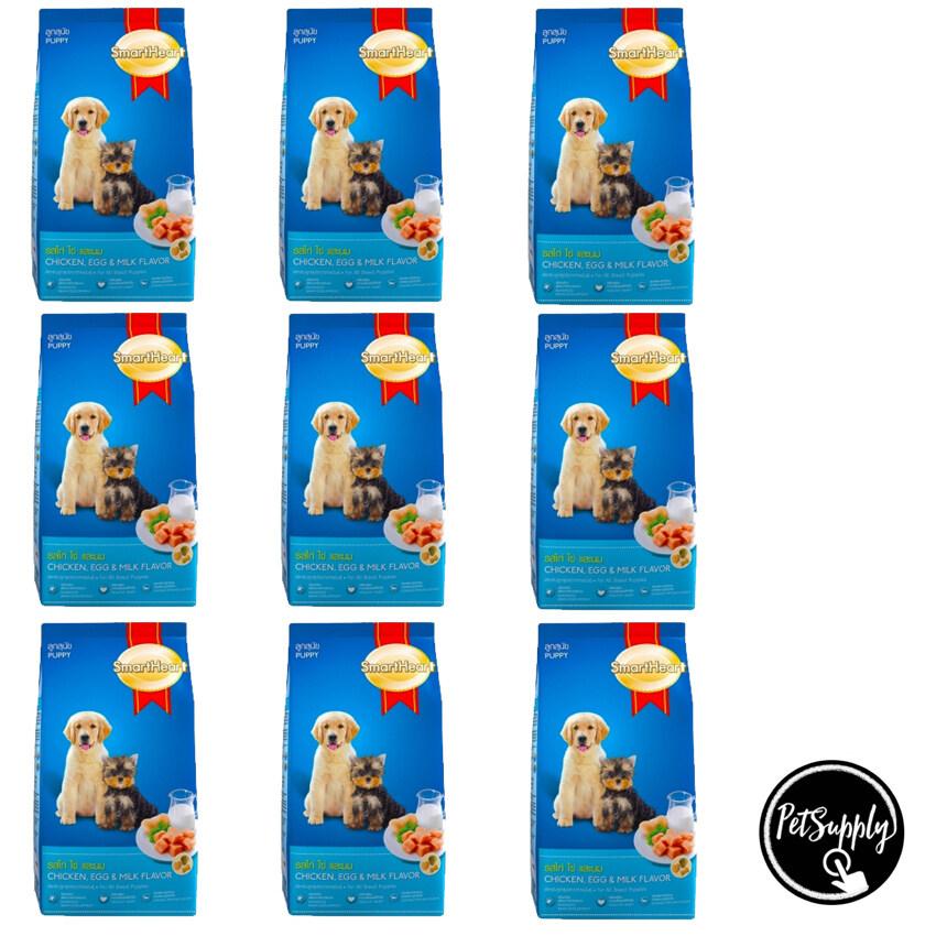 SmartHeart 500g x 9 Packs ลูกสุนัข Chicken ...