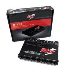 Thailand ปรีแอมป์ 7 แบนด์ DZ รุ่น D-711