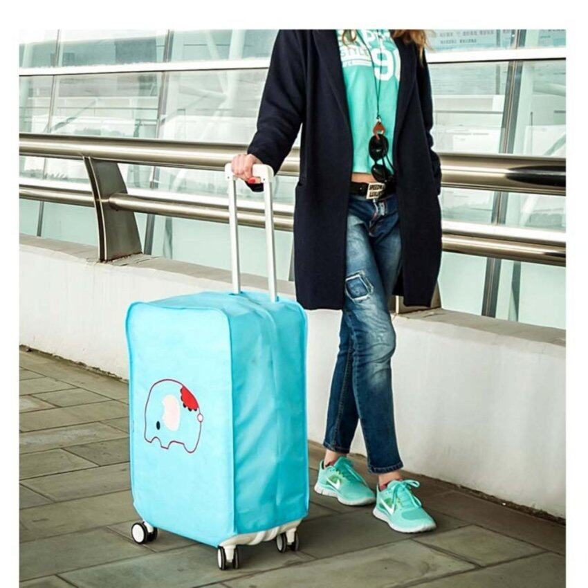 travel luggage cover suitcase set(D26) - intl ...