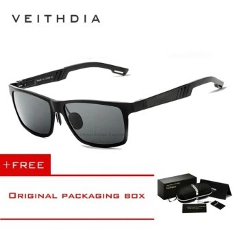 fe65978e7eb VEITHDIA Aluminum Sunglasses Polarized Lens Men Sun Glasses Mirror Male  Driving Fishing Eyewears Accessories 6560 (