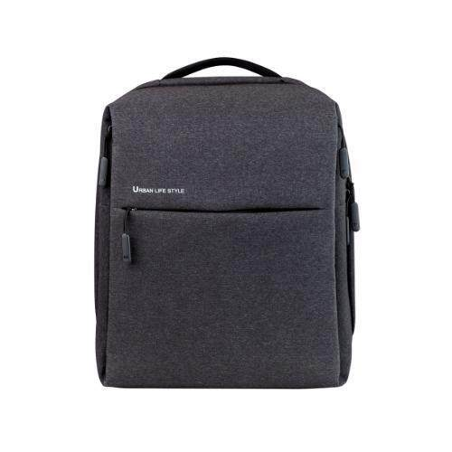 Xiaomi Urban Lifestyle Backpack กระเป๋าเป้รุ่นเออเบิร์น ไลฟ์สไตล์ สีเทาดำ