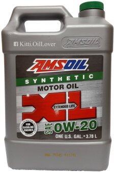 Amsoil sae 0w 20 xl extended life synthetic motor oil for Sae 0w 20 synthetic motor oil