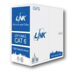 Link CAT 6 UTP (250 MHZ) w/Cross Filler US-9106