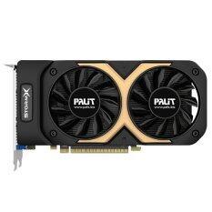 Palit การ์ดจอ รุ่น GTX750 Ti StormX Dual (2GB DDR5) รับประกัน 3 ปี
