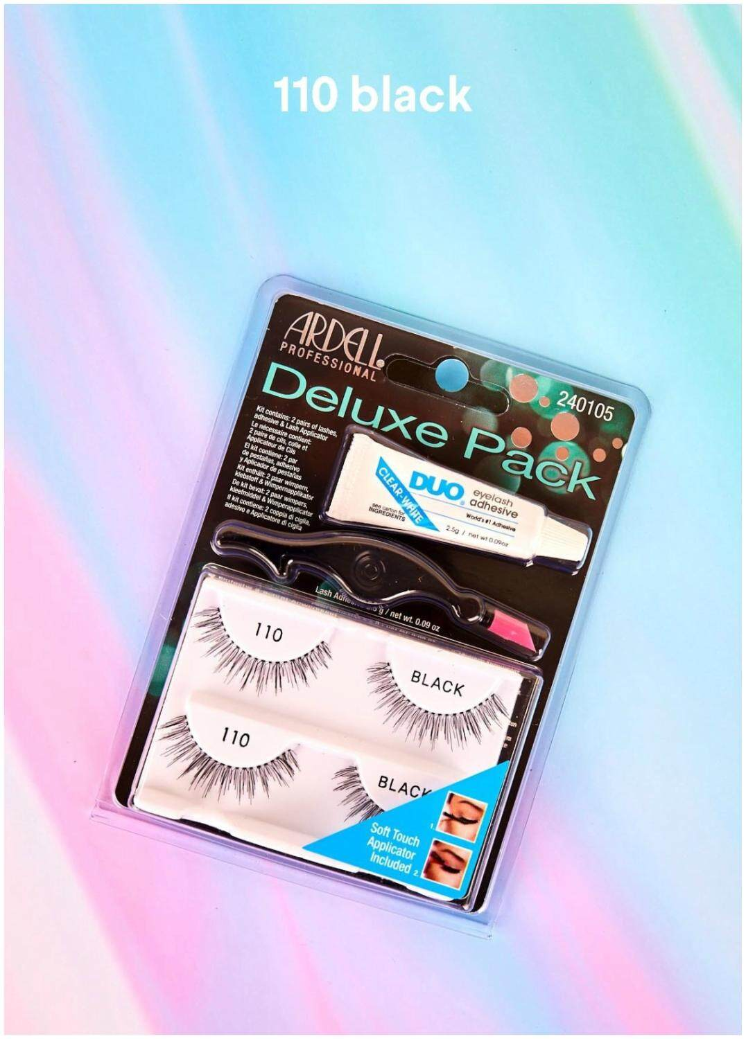 Sell Ardell Deluxe Pack Cheapest Best Quality Th Store Fashion Lashes 61710 117 Black