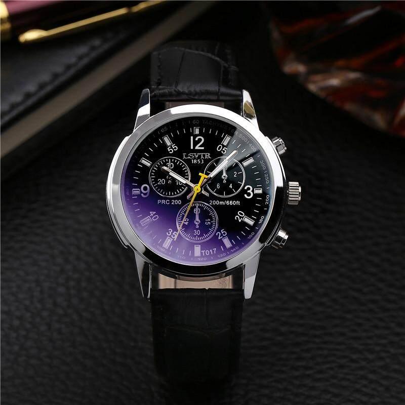 Jam Tangan Tahan Air Ultra Tipis untuk Pria dan Wanita Jam Tangan Kasual 97e21e8a92