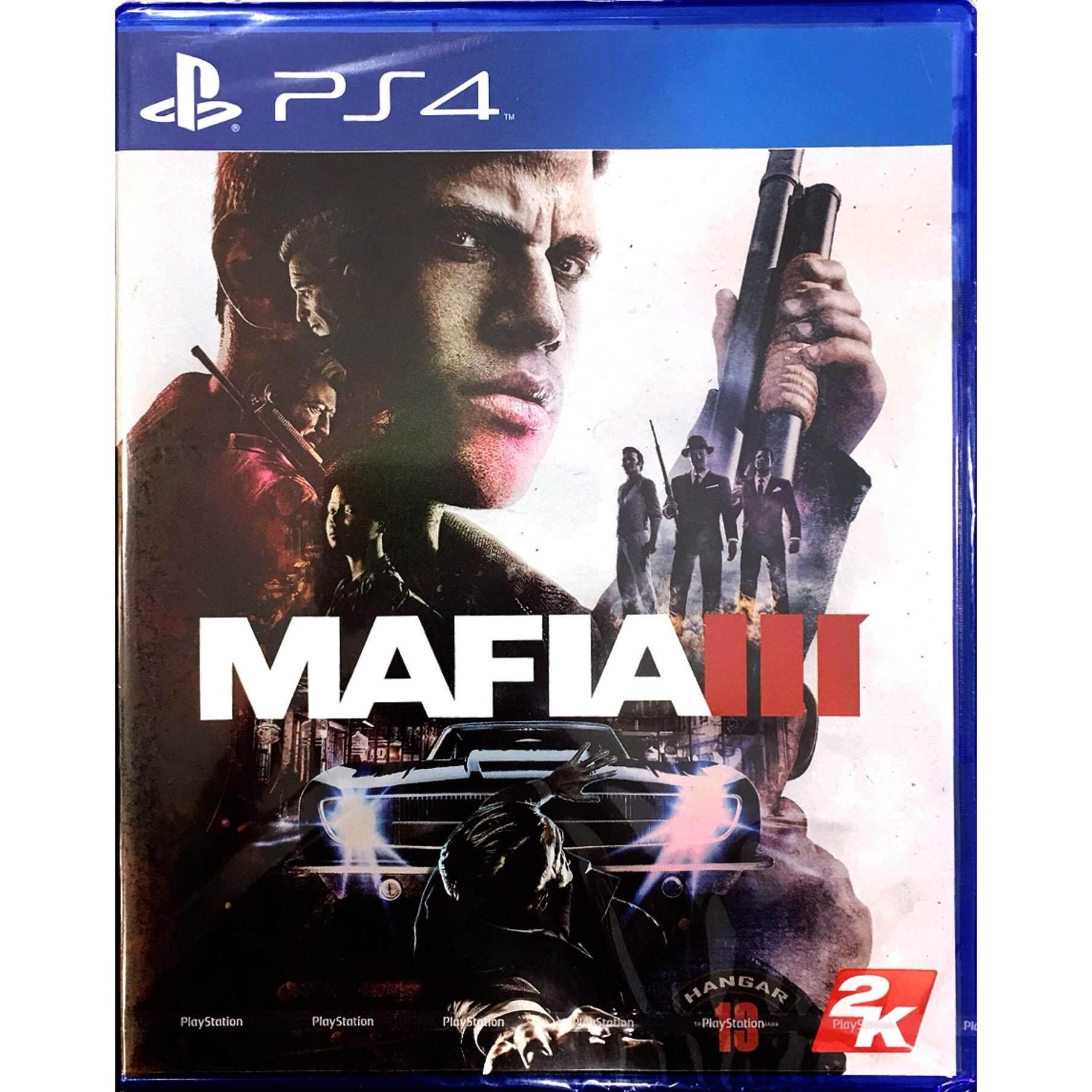 PS4 Mafia 3 ZONE3 English