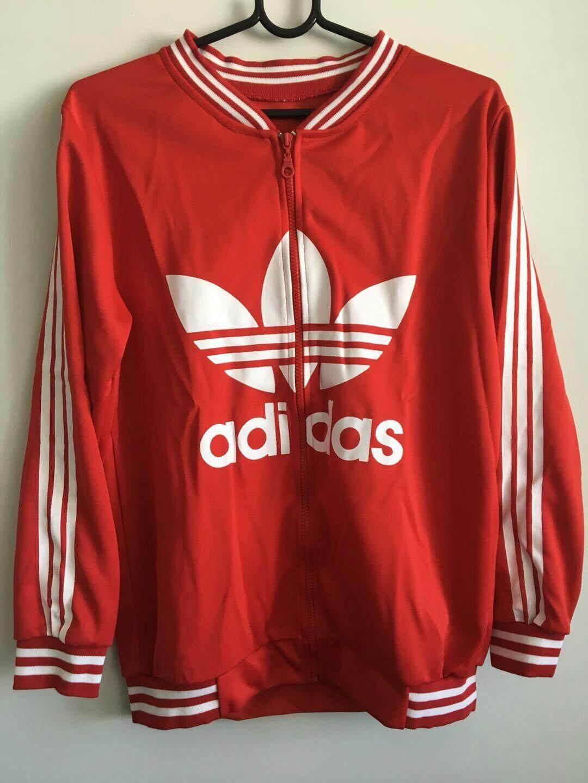 Adidas Lady Man Modern New Fashion Popular Comfortable Casual Sports Jacket.