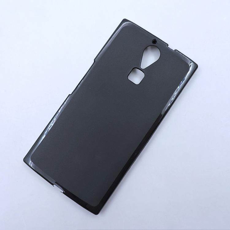 1 Pc/lot TPU Gel Back Case Cover For Doogee F5 Case Pudding Case Silicone Case Soft Phone Funda Multi-Color