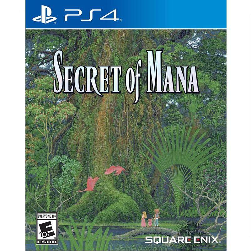 PS4 Secret of Mana Z3 Eng Sub Thai