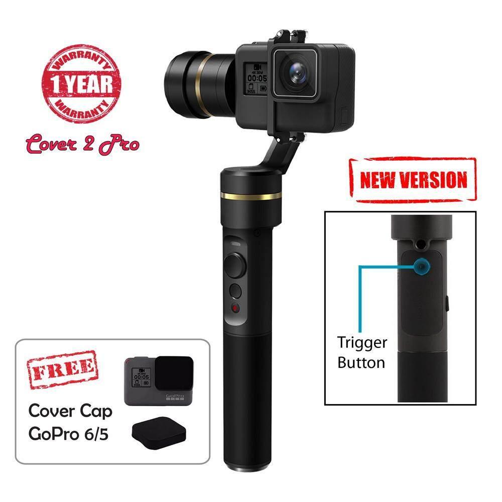 Feiyu Tech G5 (New Version 2) 3-Axis Handheld WaterProof Gimbal for GoPro HERO 6, 5, 4 and Action Camera