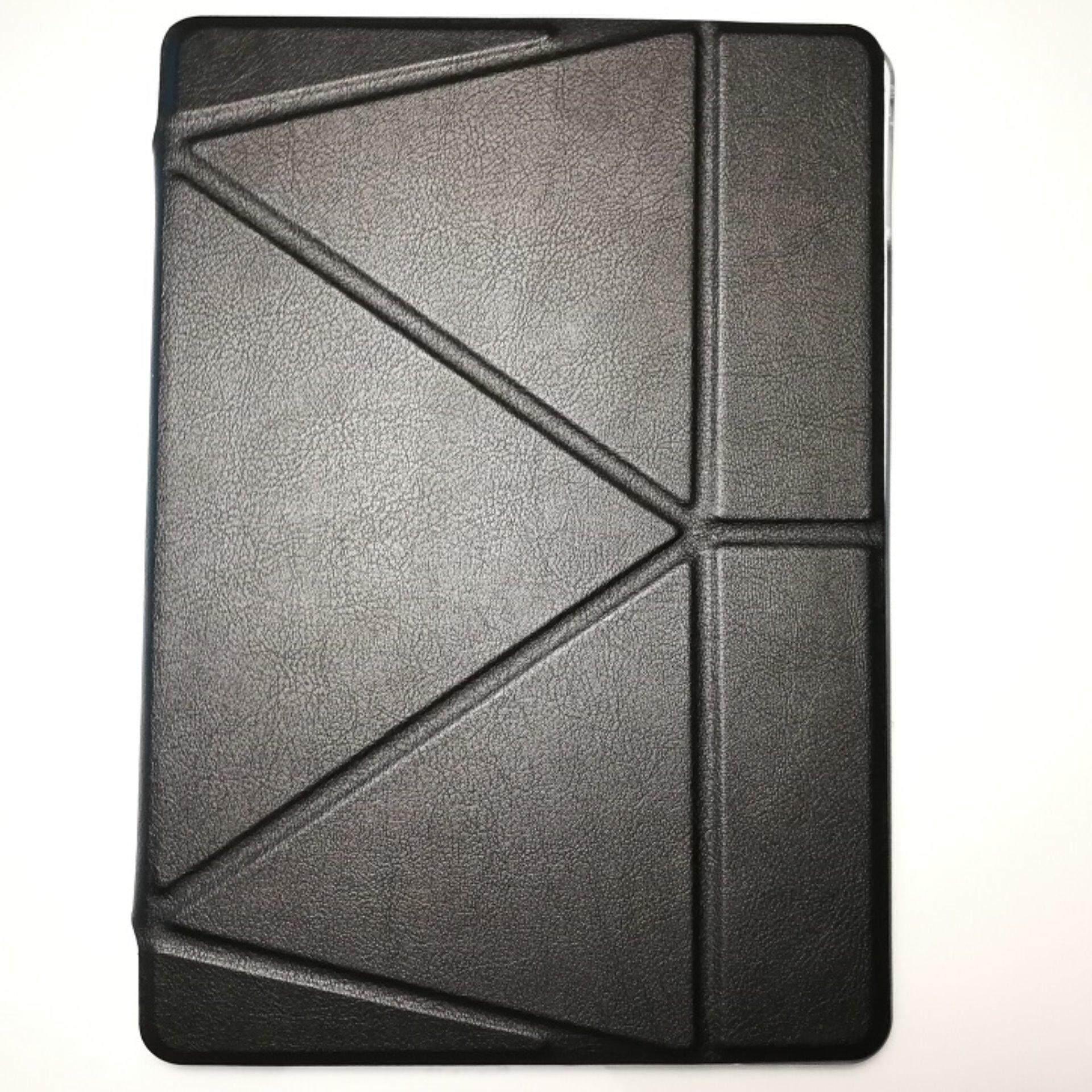 เคสฝาพับ ซัมซุง แท็ปเอ8.0 ที350 ที355 พี350 พี355 สีดำ Smart Case Foldable Cover Stand Samsung Galaxy Tab A 8.0 T350 T355 P350 P355 Black (8.0).