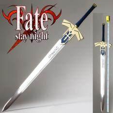 JAPAN ดาบซามูไร คาตานะ จากเรื่อง Fate Stay Night Series Saber Face เซเบอร์ มหาสงครามจอกศักดิ์สิทธิ์ Katana Dragon Samurai Sword ดาบนินจา ดาบญี่ปุ่น Ninja