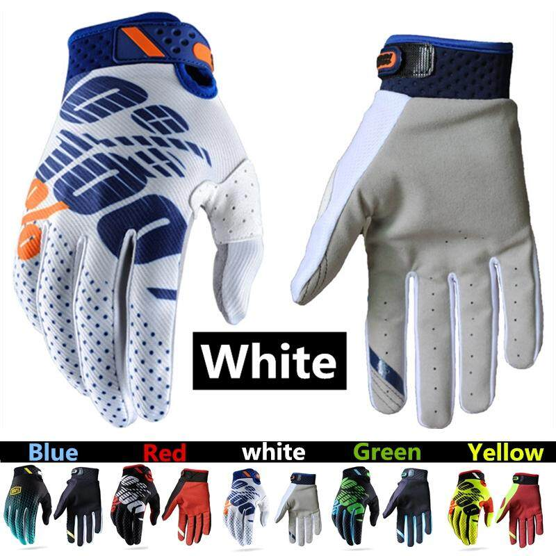100% Snug Fit Motorcycle Racing Gloves Motocross Bike Rider Protective Gloves For Men And Women.