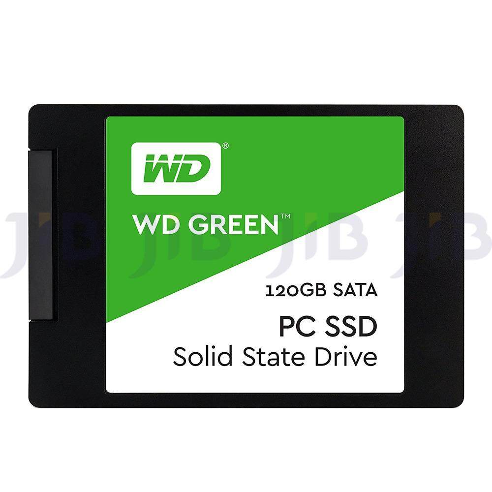 SSD 120GB WD GREEN (WDSSD120G2G0A) SATA 3D NAND 3-Y