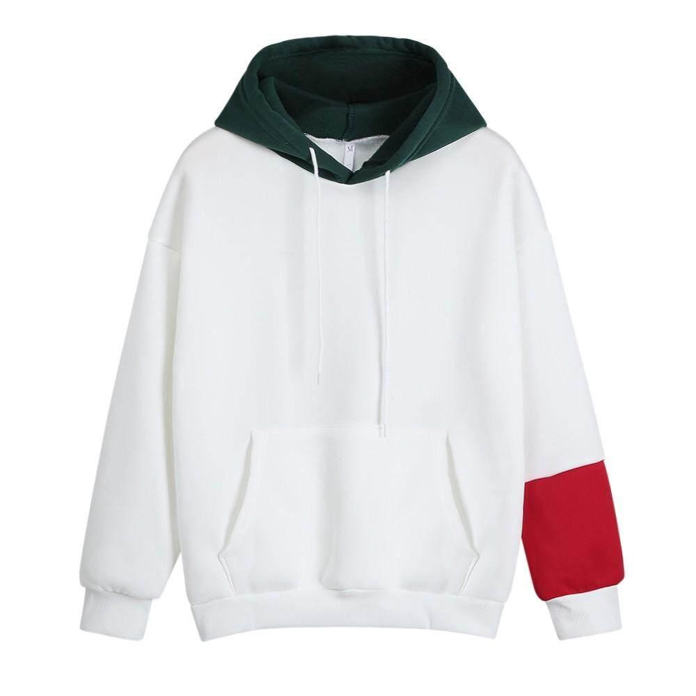 Aiipstore Womens Hoodie Sweatshirt Long Sleeve Letter Printed Hooded Pullover Tops Blouse By Aiipstore.