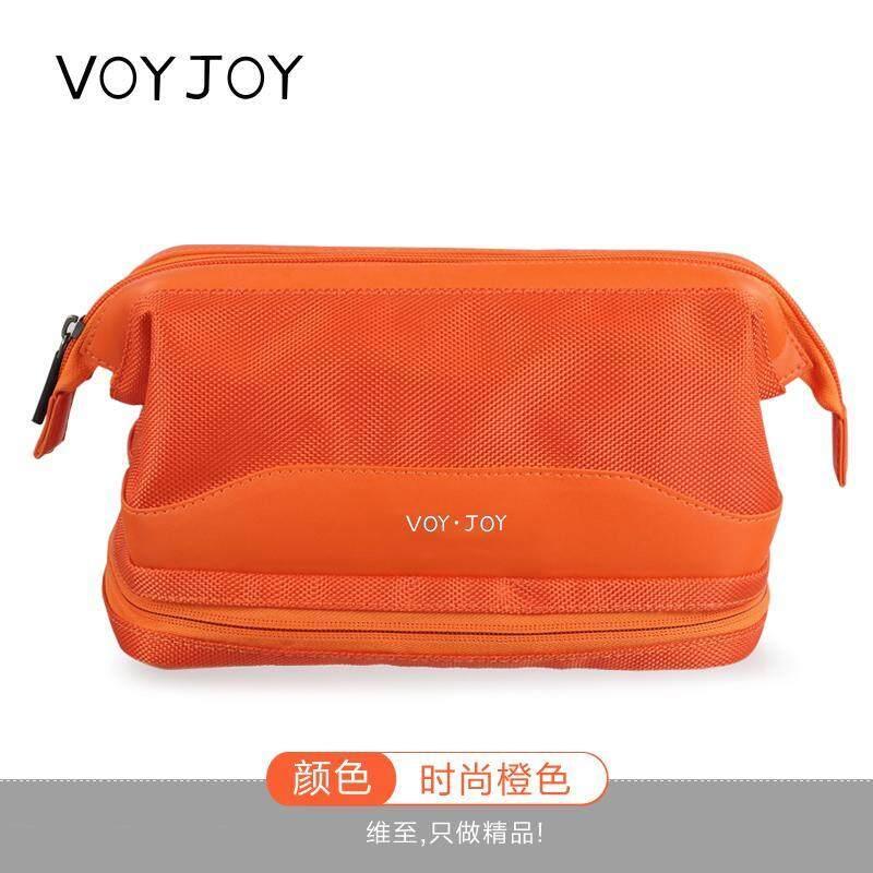 Buy VOYJOY Wash Bag Men And Women Business Trip Fitness Storgage Bag Anti-Spillage Cosmetic Bag Bath Bag xi zao bao Travel Supplies Singapore