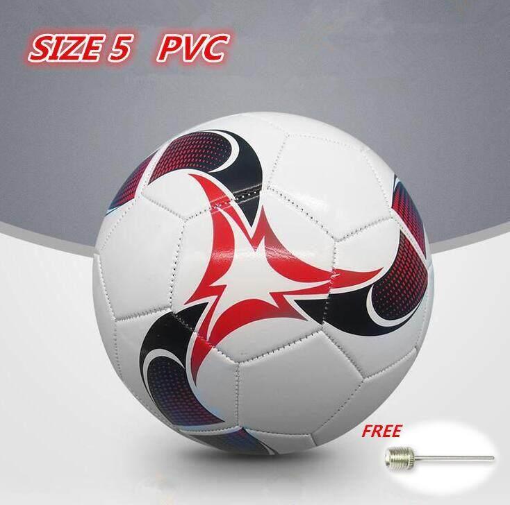 การใช้งาน  สตูล Welucky ลูกฟุตบอล เบอร์ 5 ฟุตบอล หนังเย็บ PVC แถมเข็มสูบลม