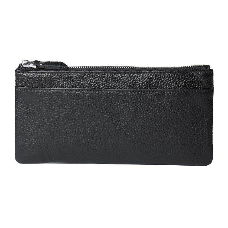 Wallets Men's Bags Jinbaolai Fashion Mens Portfolios Mens Long Portfolios Famous Brand Mens Wallet Mens Purse