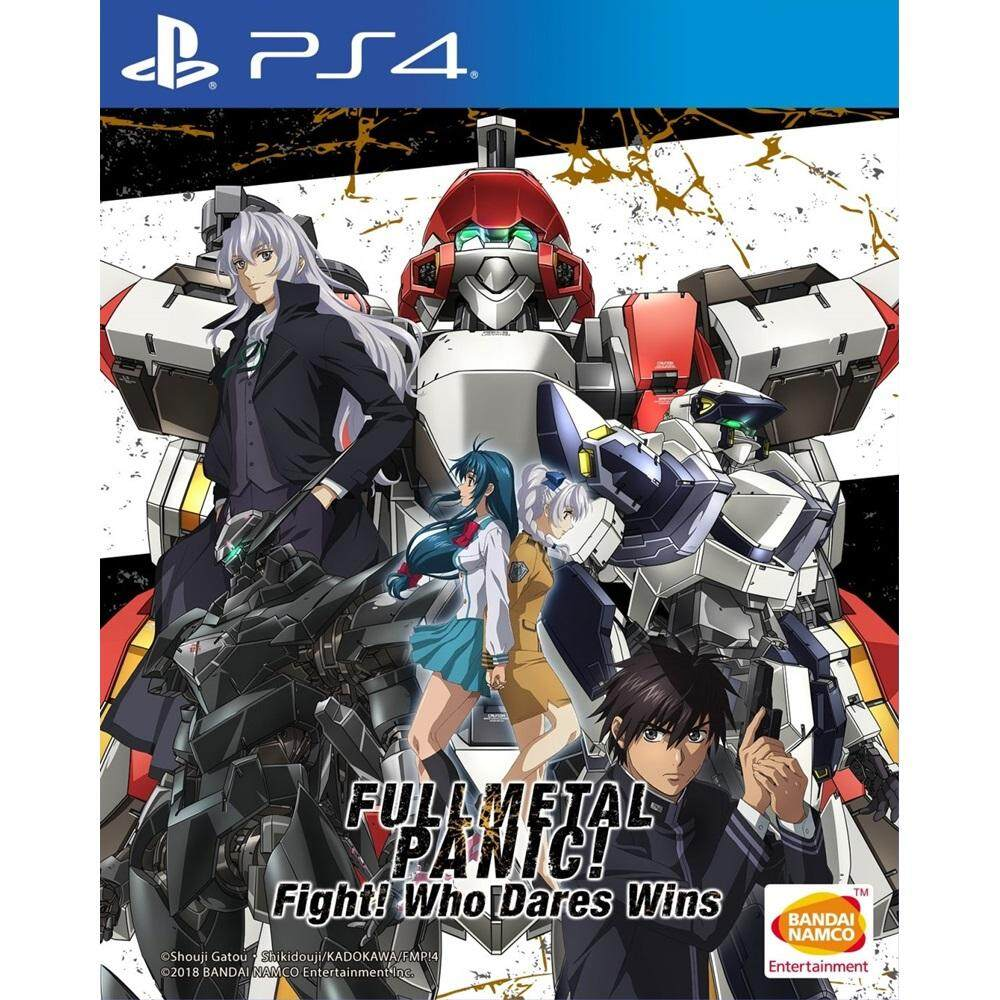 PS4 : Full Metal Panic! Fight! Who Dares Wins [Eng Sub][Asia]